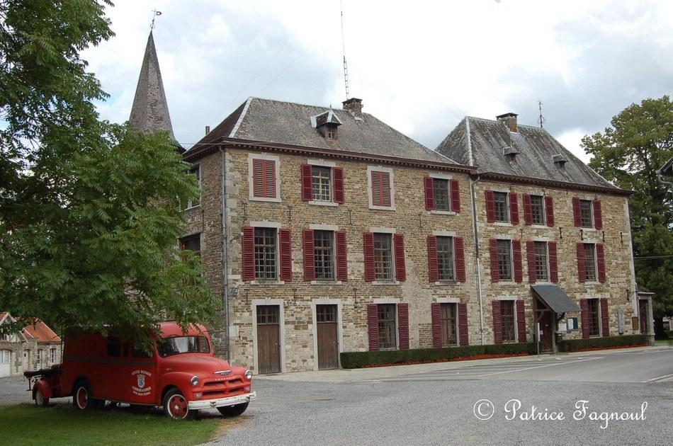Le Château Communal (Patrice Fagnoul)