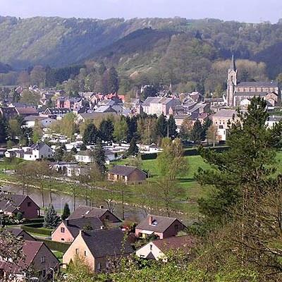 Le village de Hamoir