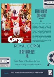 Ciné-Club enfants : Royal Corgi