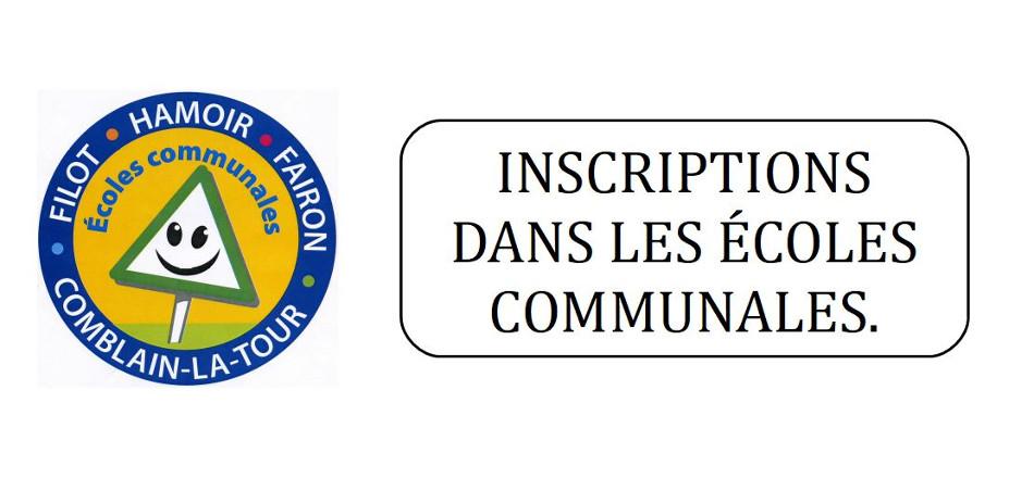 2019 InscriptEcoles
